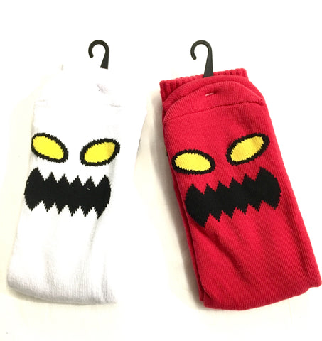 Toy Machine Socks Monster
