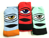 Toy Machine Socks Sect Eye Stripes