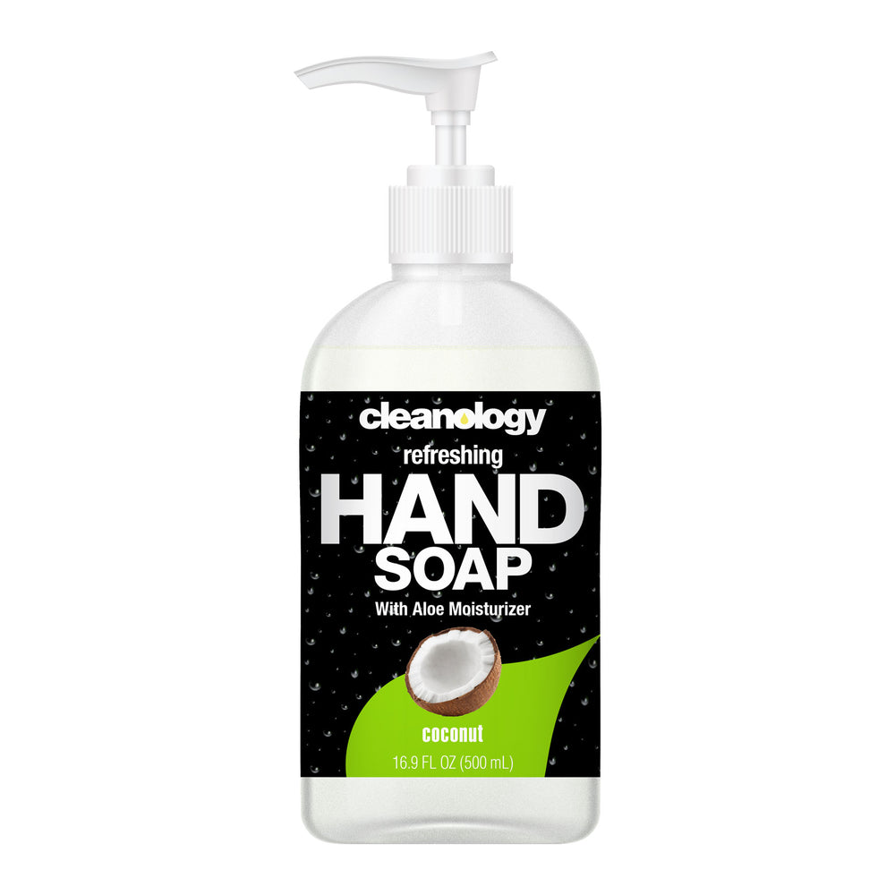 Hand Soap (COCONUT) 16.9 FL OZ (500 mL)