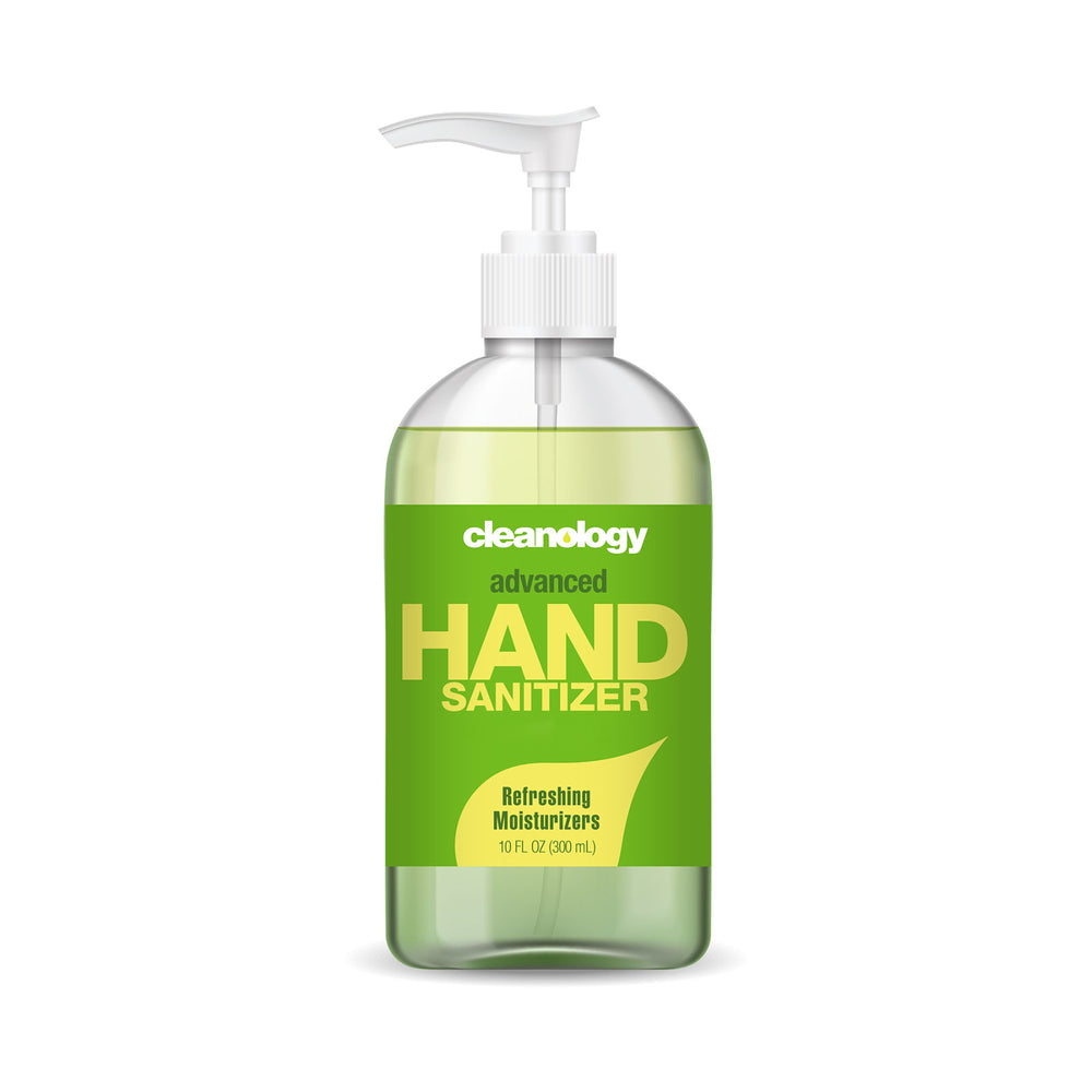 Load image into Gallery viewer, Cleanology Hand Sanitizer Gel 10 FL OZ (300mL)