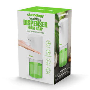 Load image into Gallery viewer, Touchless Dispenser 10.82 FL OZ (foam soap)