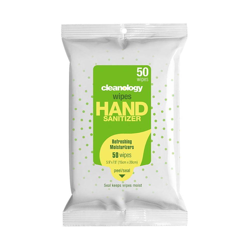 Sanitizer Wipes 50 wipes (bag)