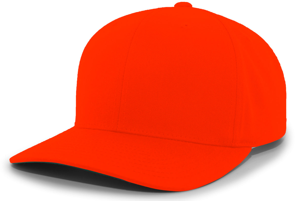 Pacific 301C Cotton-Poly Hook-And-Loop Adjustable Cap
