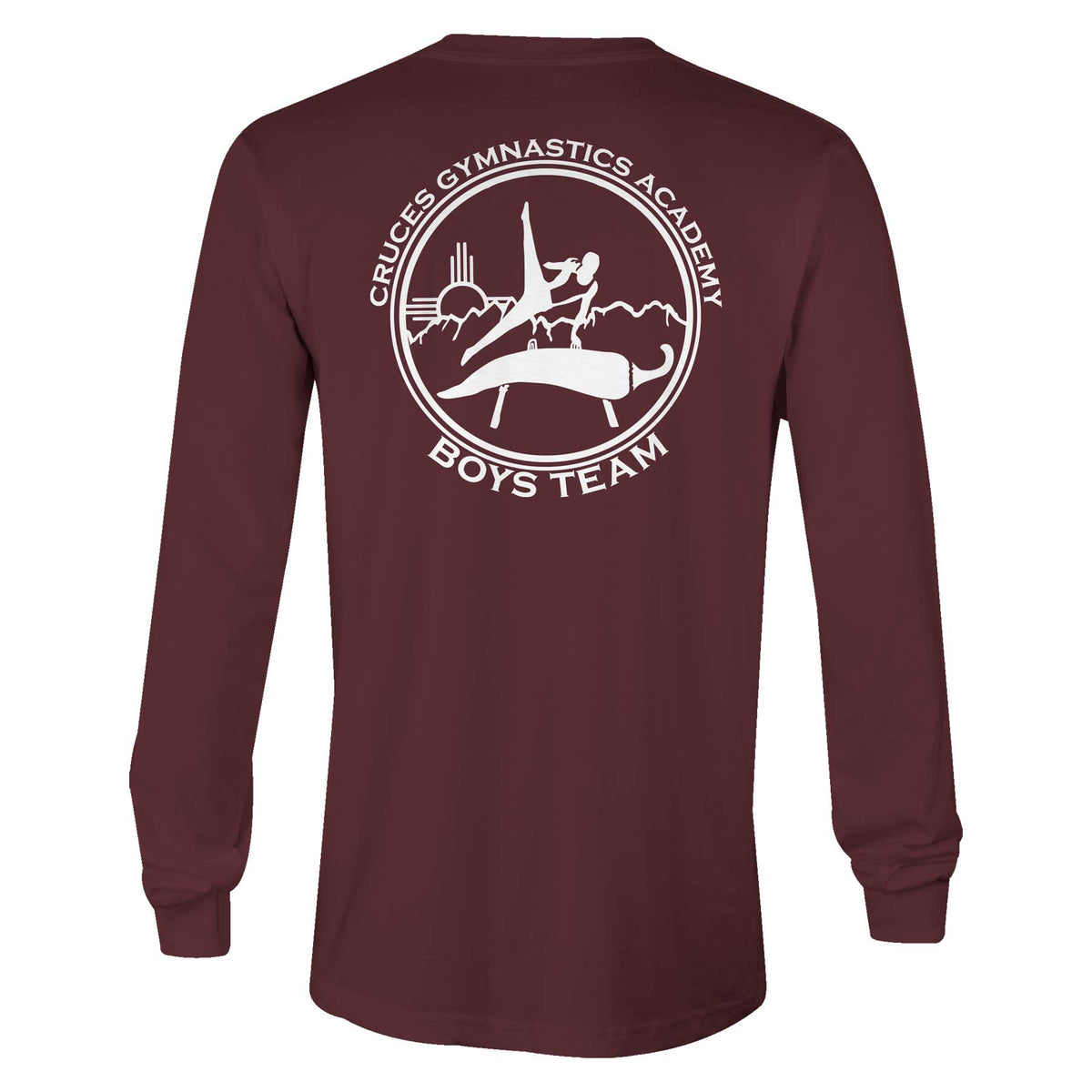 CGA Boys Team Long Sleeve T-Shirt