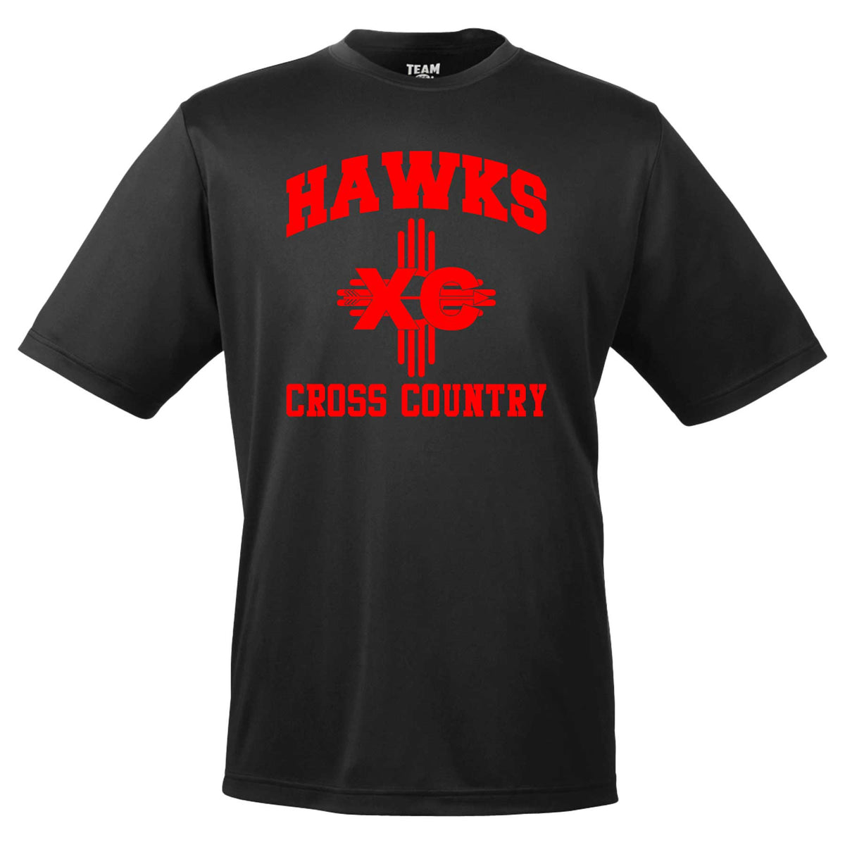 Official Centennial High School Cross Country Dryfit T-Shirt