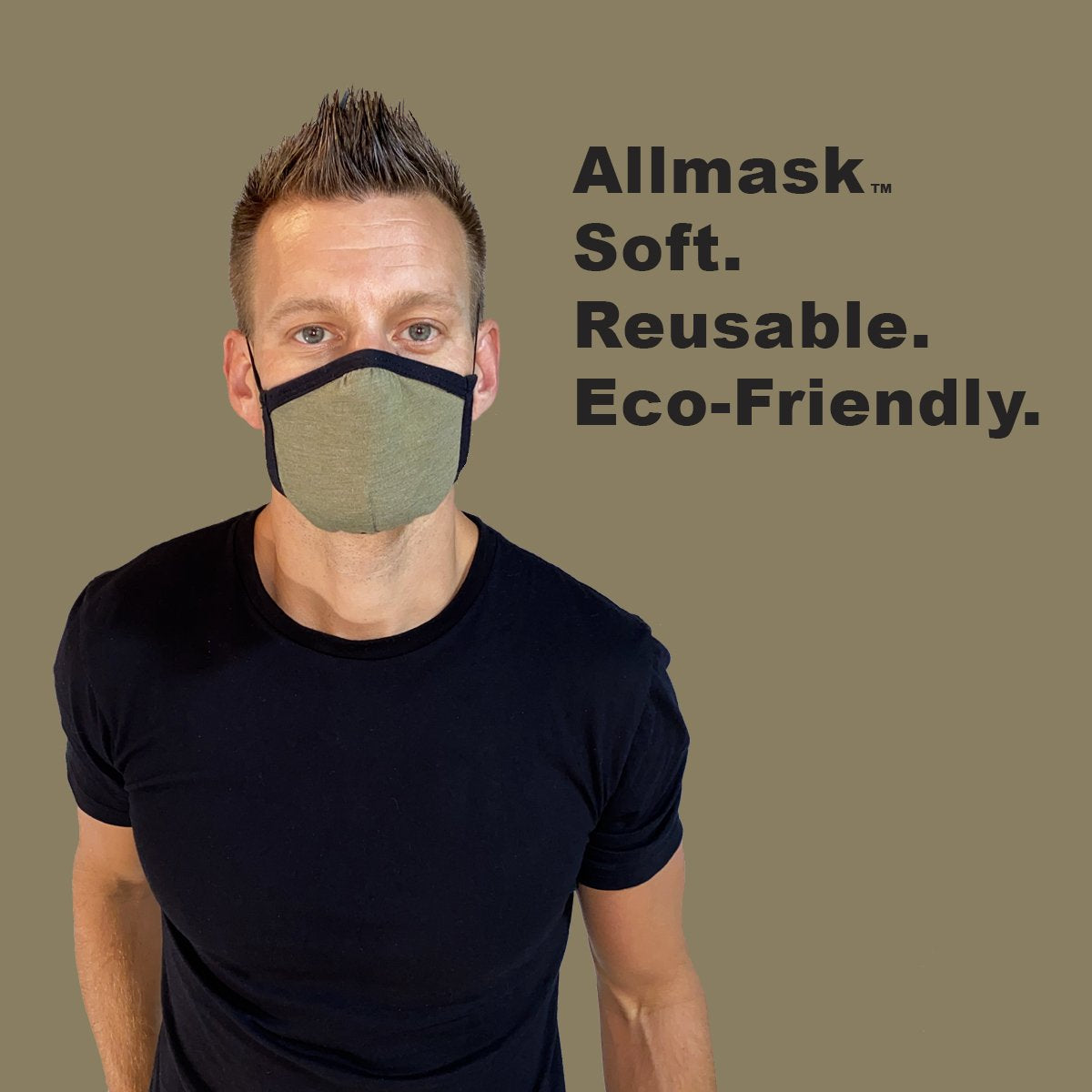 Allmask Premium Protective Face Mask **BUY 2 GET 1 FREE** - Ragged Apparel Screen Printing and Signs - www.nmshirts.com