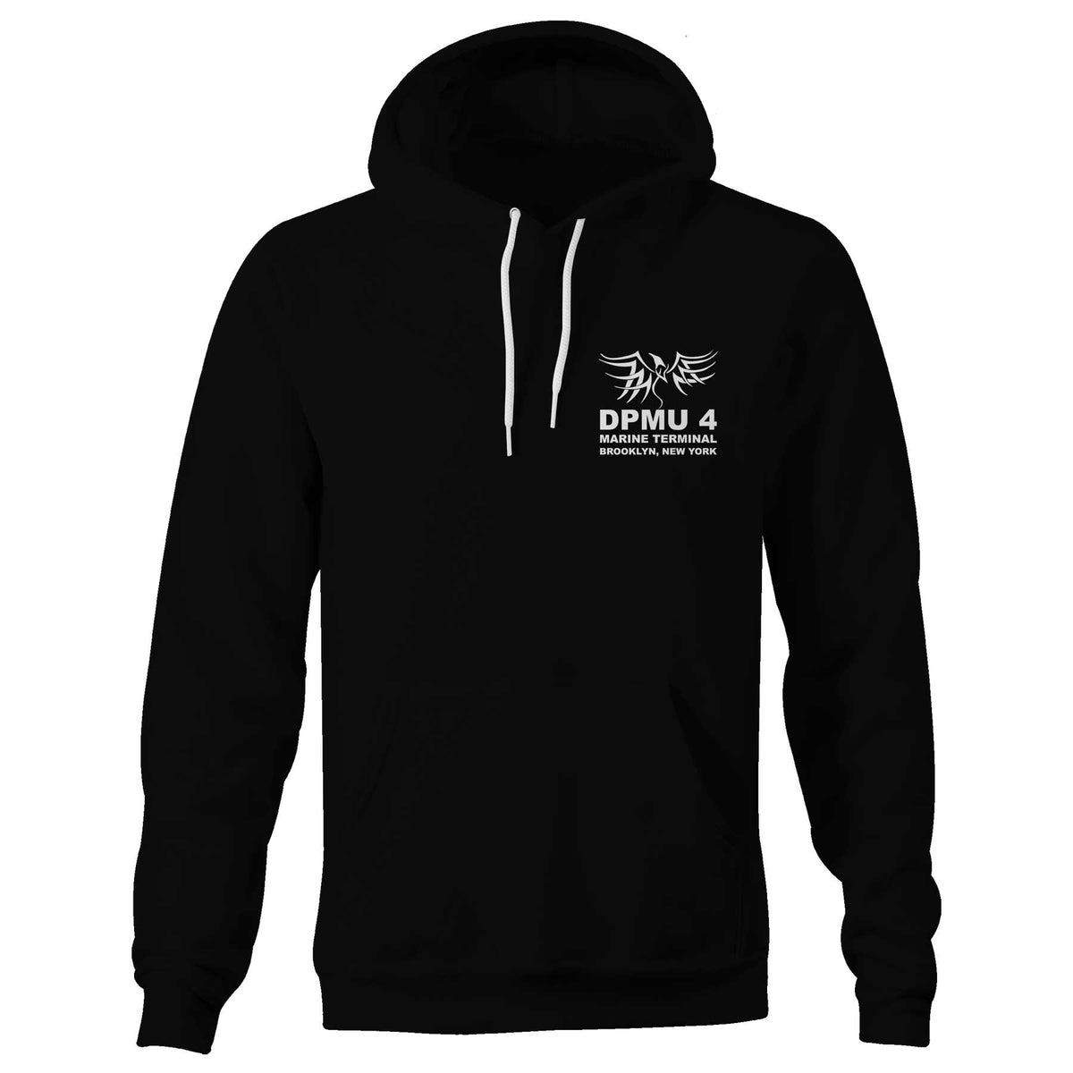 Limited Edition Raven Deployment Hoodie