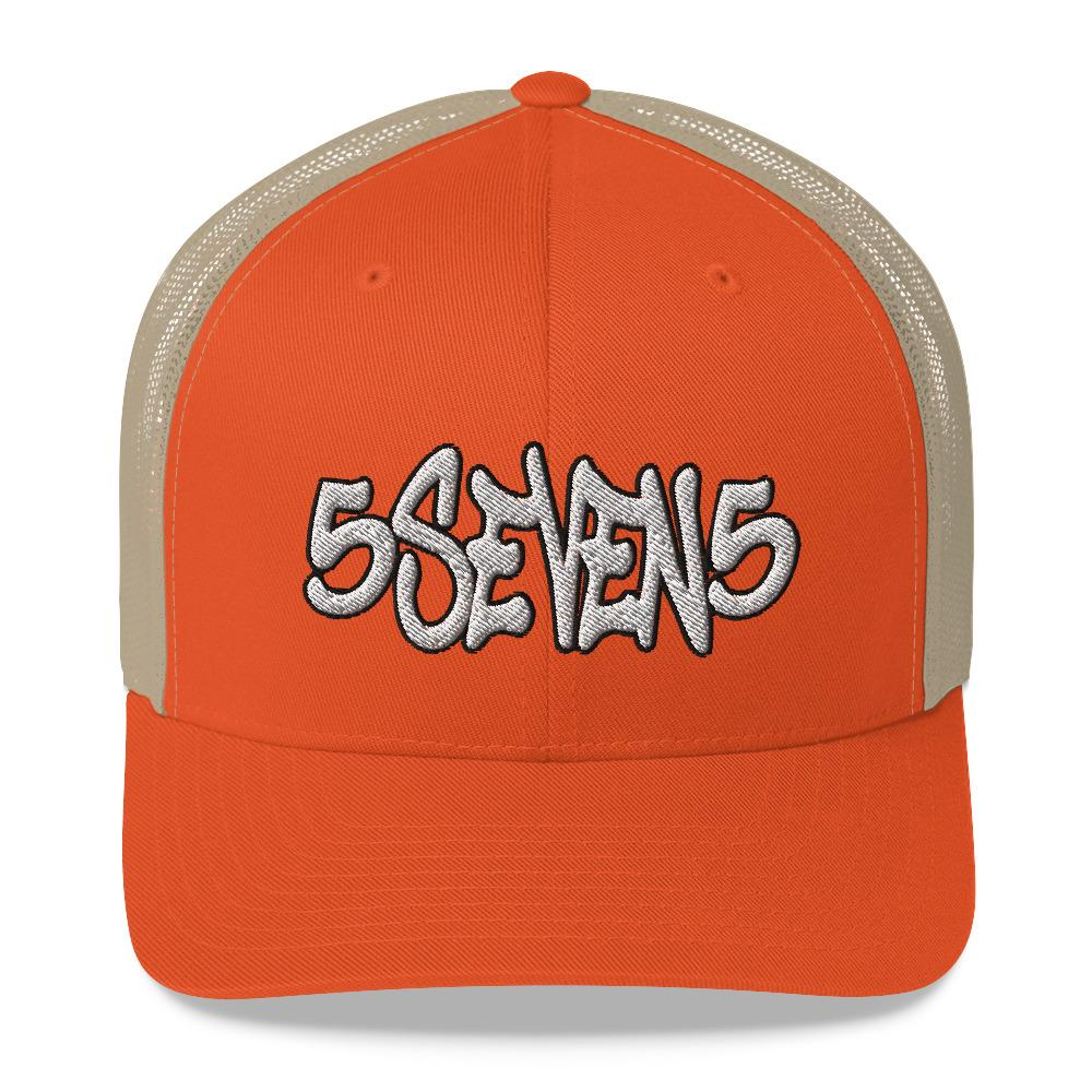 575 Trucker Style Snapback - Ragged Apparel Screen Printing and Signs - www.nmshirts.com