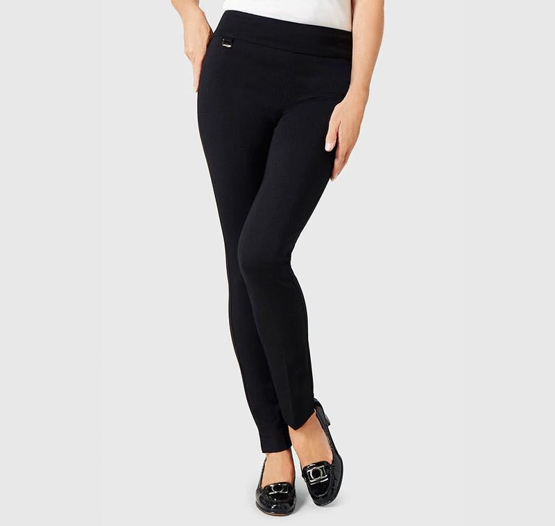 "Lisette Pant 31"" Hollywood-Black"