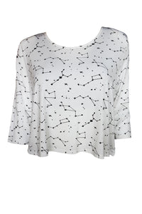 Bobbi Dazzler Boxy Crop Top