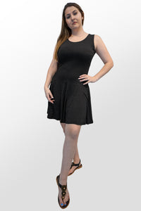Hunky Dory Flare Dress - Small PD