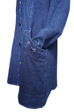 Load image into Gallery viewer, Your Song Dimpled Denim Jacket/Coat