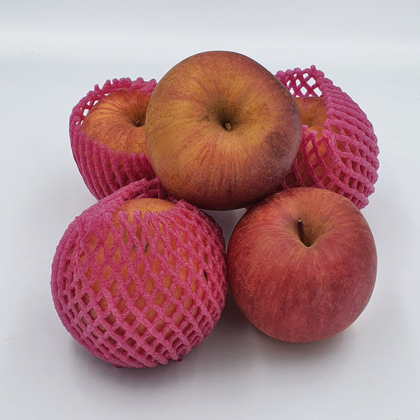 Red Apple Fuji (Big) 红苹果 (5pcs/pkt)