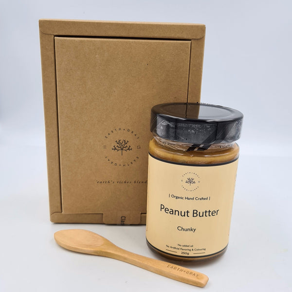 Peanut Butter Chunky (Hand Crafted) 250g