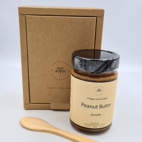 Peanut Butter Smooth (Hand Crafted) 250g