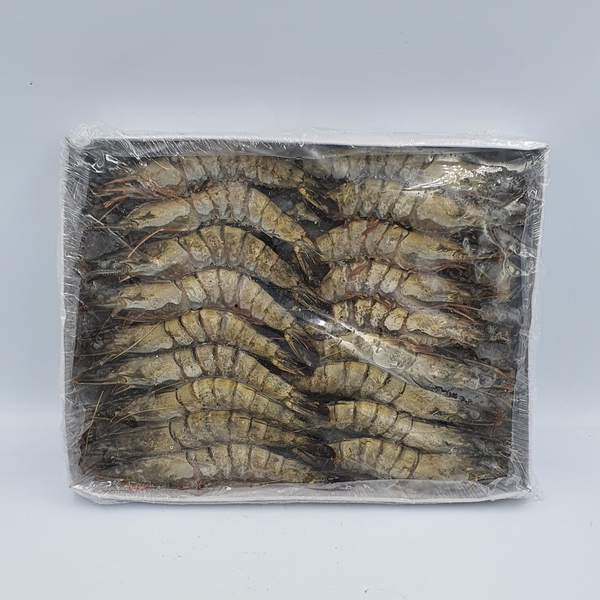 Frozen Tiger Prawn 虎虾 (30~40) 700g±