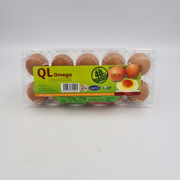 QL Omega Egg 10pcs