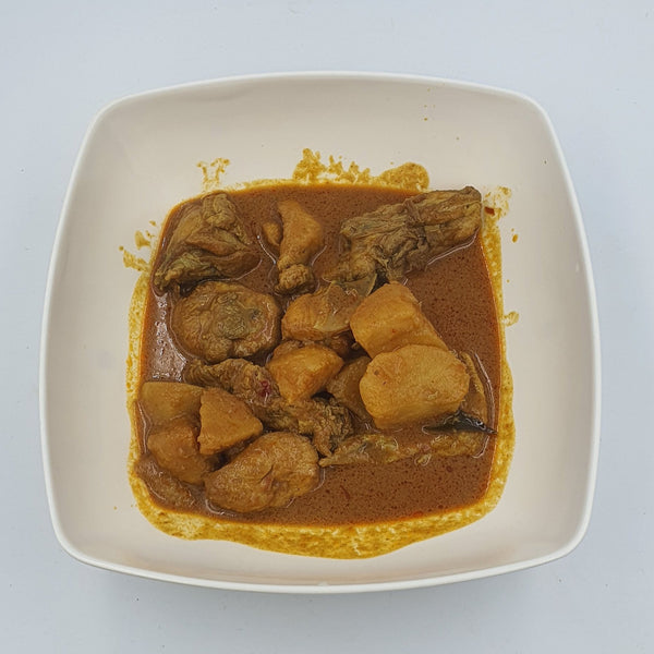 Curry Chicken (cooked) (500g±)