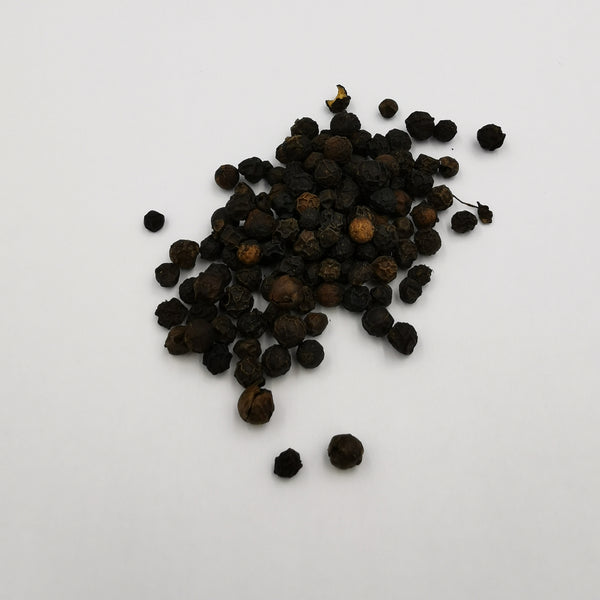 Pepper Corn Black 黑胡椒粒 (100g±/pkt)
