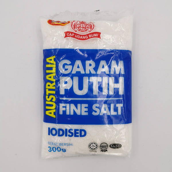 SURE RASA Salt Fine 300g