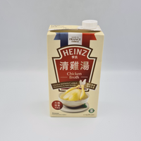 HEINZ Chicken Broth 1L