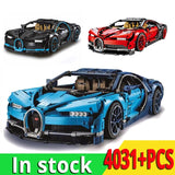 lepinlys 20086 Technic Series Racing Car Compatible legoinglys 42083 model building kit bricks blocks toys for boys christmas