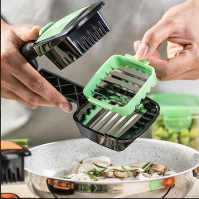 Coupe-légumes multifonction<br>«Nicer-Dicer Quick!»