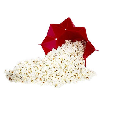 seau a pop corn reutilisable