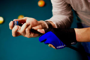 MIKA IMMONEN ICEMAN BILLIARDS GLOVE