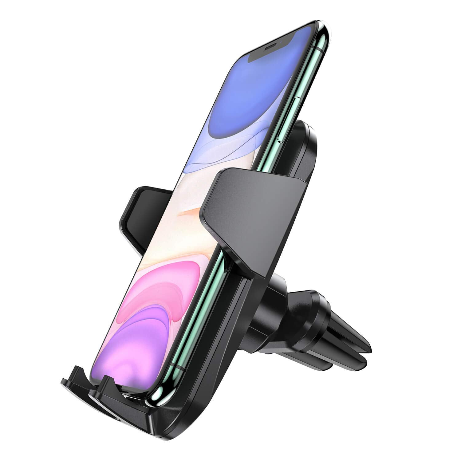 Newppon Car Phone Mount Holder : Air Vent Holders for iPhone 11 Pro Xs Max Xr X 8 7 6 Plus