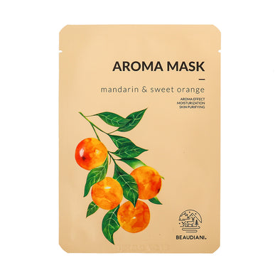 Aroma Mask - Mandarin & Sweet Orange