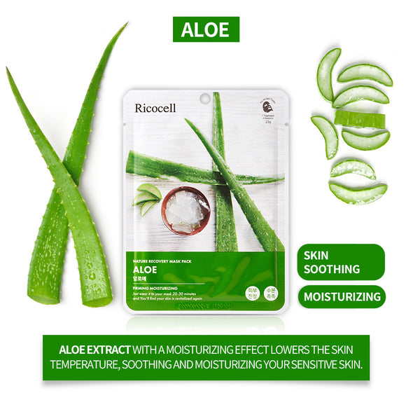 Nature Recovery - Aloe