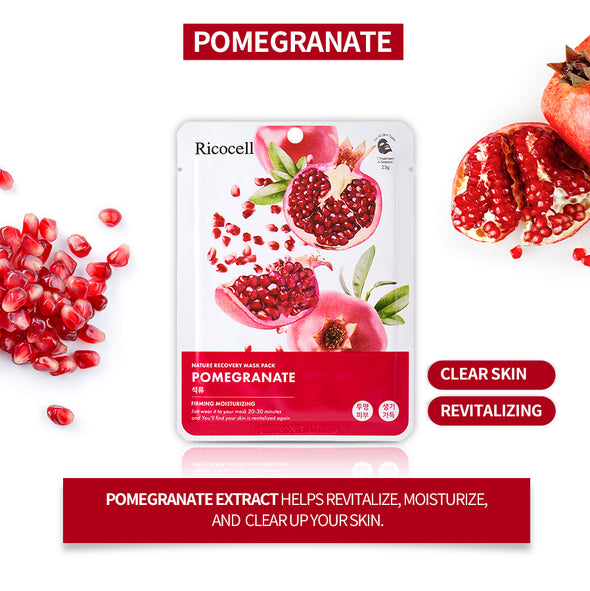 Nature Recovery - Pomegranate
