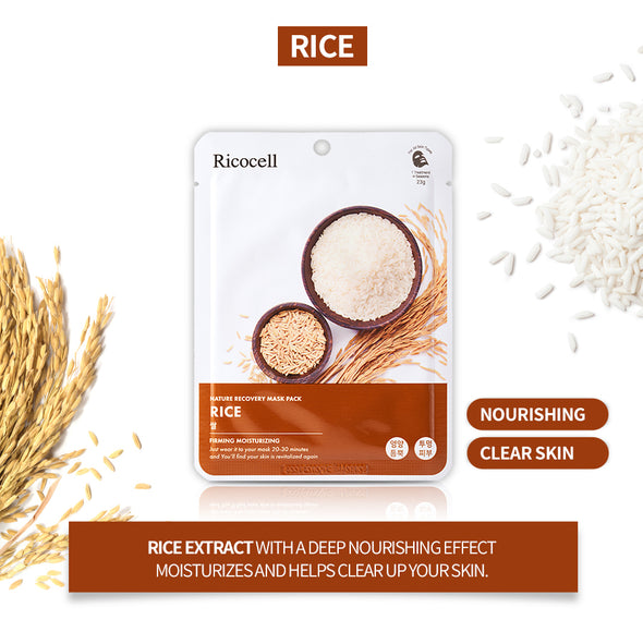 Nature Recovery - Rice