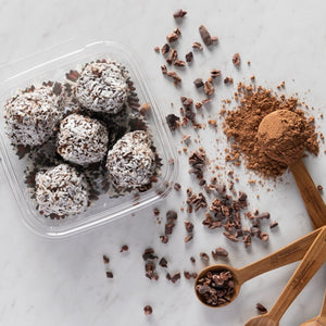 Cocoa Craze, Sattva Vida, Gluten Free, vegan, Vegan Snacks, Energy Bites, Plant Protein, Whole Foods, Dates, Non Gmo, Healthy Snacks, energy bar, snack bar, protein bar, dark chocolate bar, dairy free snacks, vegan bars, low sugar, Energy Boost, nutrition bars, raw ingredients