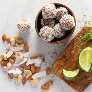 Key Lime Love bites, Sattva Vida, Gluten Free, vegan, Vegan Snacks, Energy Bites, Plant Protein, Whole Foods, Dates, Non Gmo, Healthy Snacks, energy bar, snack bar, protein bar, dark chocolate bar, dairy free snacks, vegan bars, low sugar, Energy Boost, nutrition bars, raw ingredients