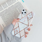 Marble iPhone Case - Indoor Therapy
