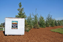 Load image into Gallery viewer, Western Red Cedar Mulch -5.5 Cubic Yard Bales