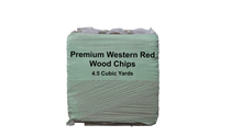 Load image into Gallery viewer, Western Red Cedar Wood Chips - 4.5 Cubic Yard Bales