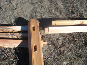Pure Country Split Rail Cedar Fencing