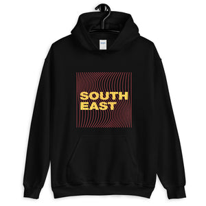 South East Wavy Unisex Hoodie
