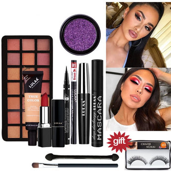 8Pcs Professional Make up Set Makeup Kit