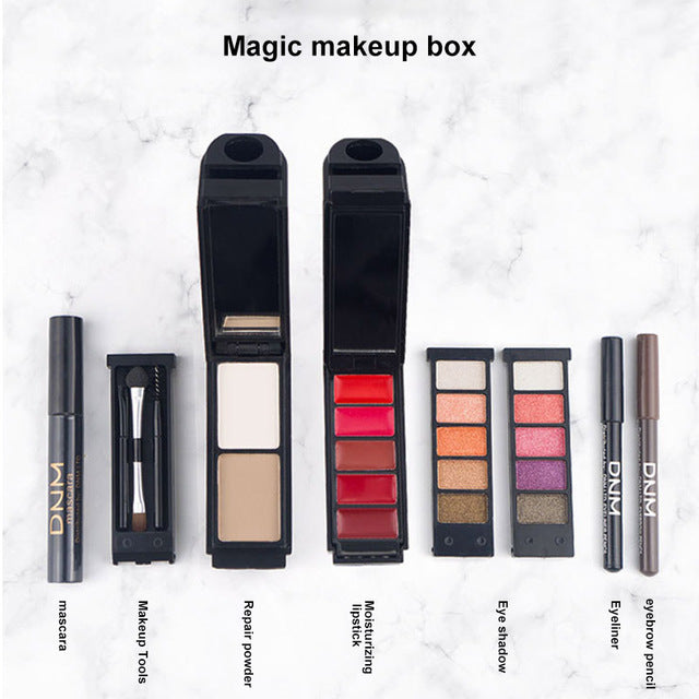 Hot Portable Makeup Set All-in-1 Home Travel Cosmetics Kit