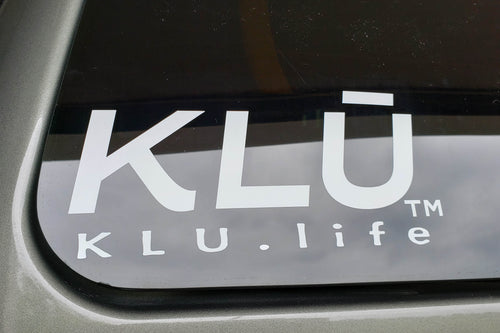 KLŪ Logo Transfer Sticker