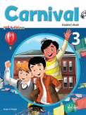 Carnival Student Book 3 (2Nd Edition )