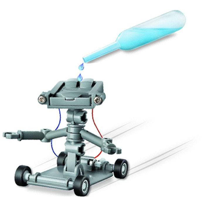 4M Kids Labs/Green Sci-Salt Water Robot