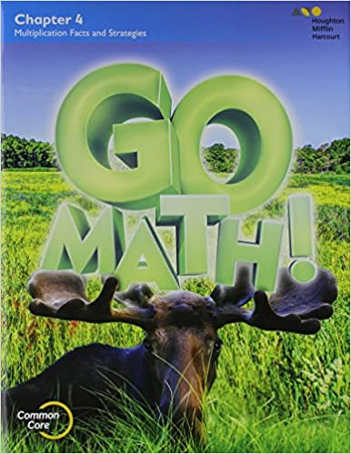 Go Math Chapter 4 Multiplication Fact And Strategies