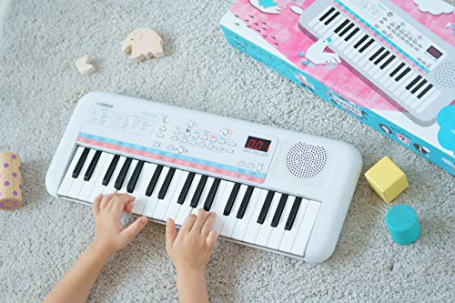 Yamaha Remie PSS-E30 - Portable and Lightweight Keyboard