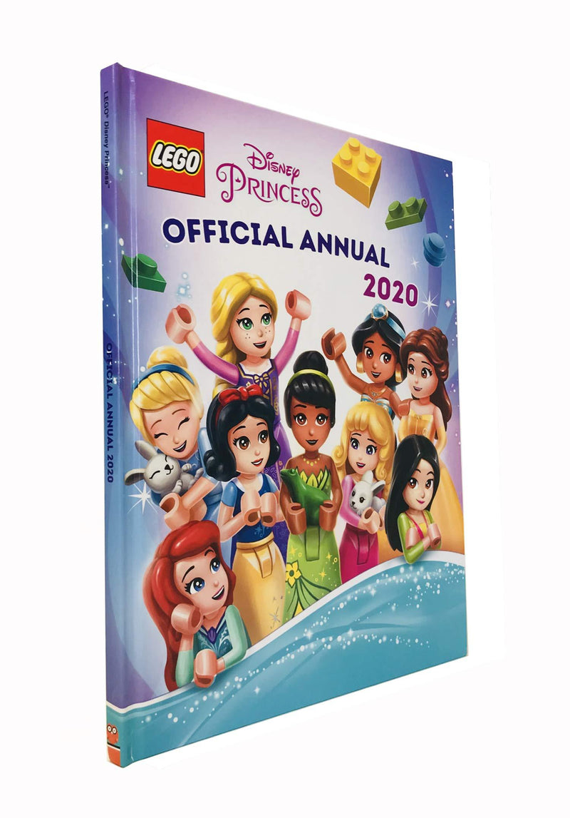 LEGO  Disney Princess: Official Annual 2020