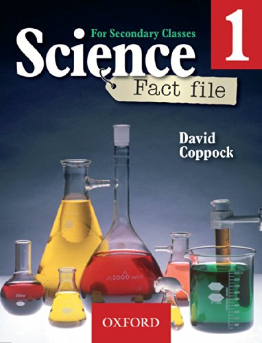 Science Fact File 1 For Secondary Class